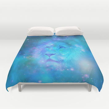 The King Duvet Cover by Haroulita