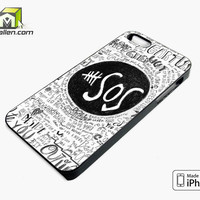 5Sos Quotes iPhone 5s Case Cover by Avallen