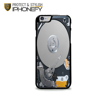 Hard Drive without Casing iPhone 6 Plus Case|iPhonefy