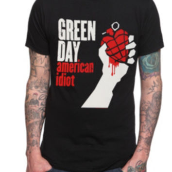 Green Day Idiot T-Shirt