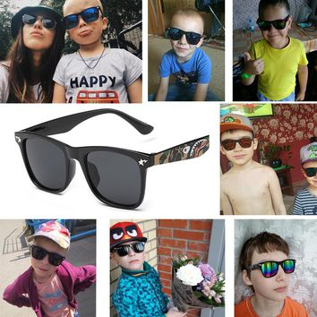 New Hot Kids Sunglasses Boys Baby Sunglasses Girls Children Glasses Sun Glasses For Boys Gafas De Sol 15604