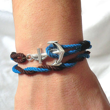 Anchor Bracelet Nautical Bracelet Anchor Jewelry Nautical Jewelry Anchor charm