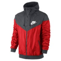 Nike Windrunner Men's Jacket - Light Crimson