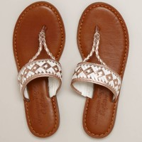 AEO Woven Slide | American Eagle Outfitters