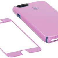 Speck Products iPhone 6 CandyShell + FACEPLATE Case - Beaming Orchid Purple/Deep Sea Blue
