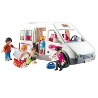 Playmobil® Hotel Shuttle Bus