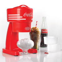 Nostalgia Electrics RISM900COKE Coca Cola Series Ice Shaver