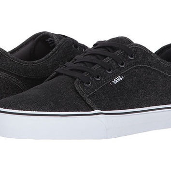 Vans Chukka Low(Denim)Black