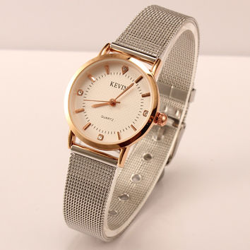 New Arrival Great Deal Good Price Designer's Awesome Trendy Gift Ladies Diamonds Stylish Couple Watch [4915483268]