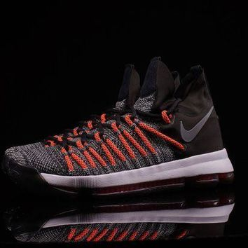 CREYUX5 NIKE ZOOM KD9 ELITE HYPER ORANGE