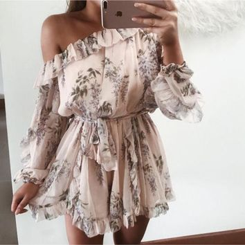 Zimmermann Folly Whimsy Playsuit