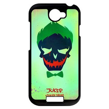 Joker Poster Suicide Squad HTC One S Case