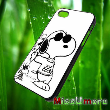 Joe Cool Snoopy/MISSUMORE,Accessories,CellPhone,Cover Phone,Soft Rubber,Hard Plastic,Soft Case,Hard Case,Samsung Galaxy ,iPhone/2ag3