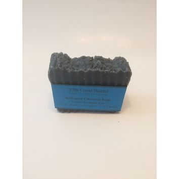 Activated Charcoal Soap Handmade