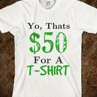 $50? - Young and Free