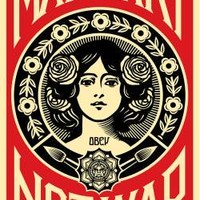 Make Art Not War Offset :: OBEY GIANT STORE