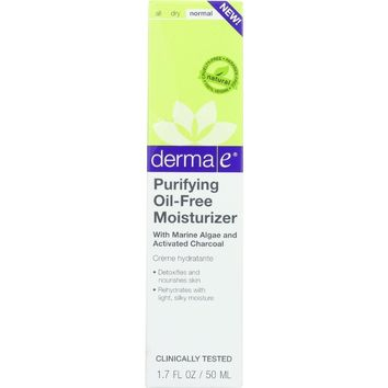 Derma E Moisturizer - Purifying - Oil-free - 2 oz