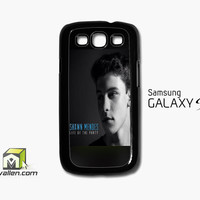 Shawn Mendes Song Samsung Galaxy S3 Case Cover by Avallen