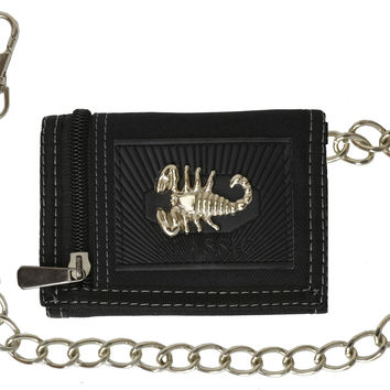 Chain Wallet Multiple Styles Available 115