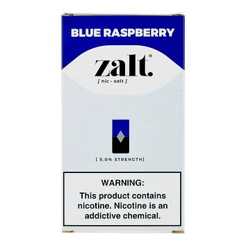 Zalt Blue Raspberry 4 Pods