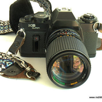 Vintage Camera - Sears KS Super Camera with Micro Lens from 1970s-1980s