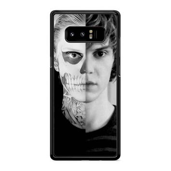 American Horror Story Skull Tate Samsung Galaxy Note 8 Case