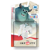 DISNEY INFINITY Crystal Exclusive Figure- Sully
