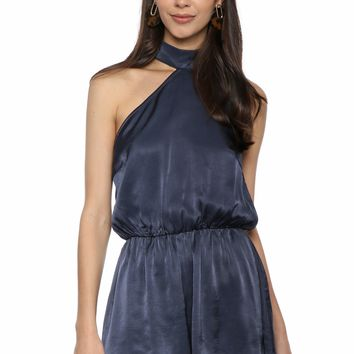 Robertson + Rodeo One Shoulder Romper