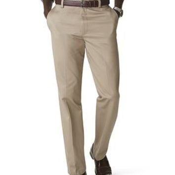 Dockers Signature Khaki Pants, Straight Fit - Tan - Men's