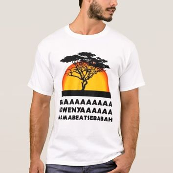 FUNNY KING OF LION SPOOF T-Shirt