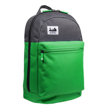 Projekt Klark Backpack Green/Charcoal