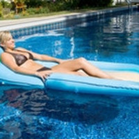 Sol Lounge Pool Float by Aviva