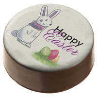 Easter Bunny Milk Chocolate Dipped Oreo® Cookies