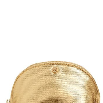 Tory Burch Metallic Mini Cosmetics Case | Nordstrom