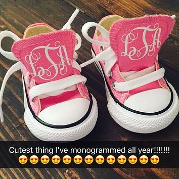 Shop Monogrammed Converse on Wanelo 1570c237de84