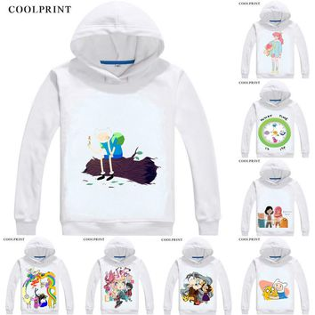 Adventure Time Islands Hoodies Anime Hoodie Anime Adventure Time with Finn & Jake Finn the Human Jake the Dog Cosplay Sweatshirt