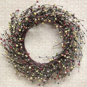 Primitive Combo Wreath