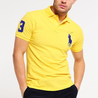 Polo Ralph Lauren Polo shirt - tournament yellow