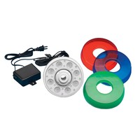 Blue Wave Thru-Wall Above Ground Pool Light (Blue/Blue & Green/Red)