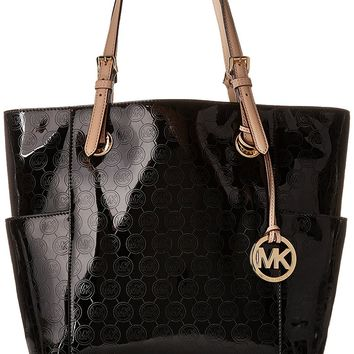 MICHAEL Michael Kors Signature Patent East West Tote
