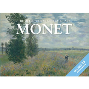 Monet Postcard Book