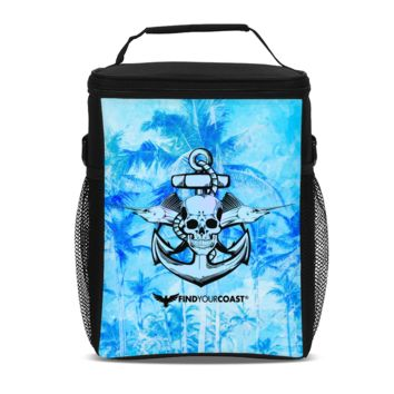 FYC Tall Insulated Cooler Lunch Bag