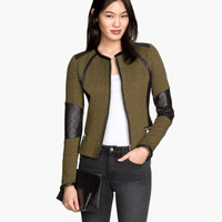 H&M Fitted Jacket $59.95