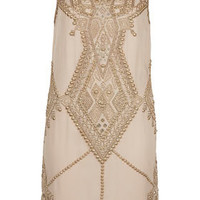 **LIMITED EDITION Embellished Shift Dress - Dresses  - Clothing