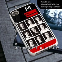 Magcon Boys Collage Design for iPhone 4/4s, iPhone 5/5s/5c, Samsung Galaxy S3/S4 Case