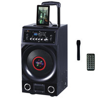 Quantum FX Battery Powered Bluetooth PA Speaker