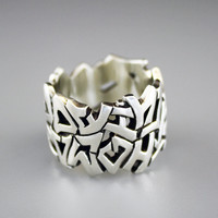 Custom Graffilthy Ring for Julie