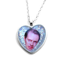 Steve Buscemi Necklace by SPACETRASH