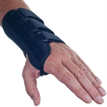 Remedy  Breathable Neoprene Wrist Brace - Large Right
