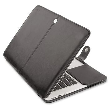 Mosiso PU Leather Sleeve Case for Macbook Air 13 11 Skin Cover for Mac Book Air 13.3 11.6 Tablet Accessories